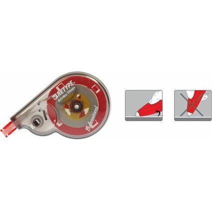 Kores rouleau correcteur correction tape RETYPE, 4,2 mm x 8m