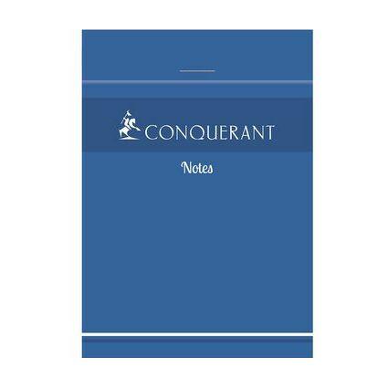 001BLOC Bloc-notes 001, quadrillé, 74 x 105 mm