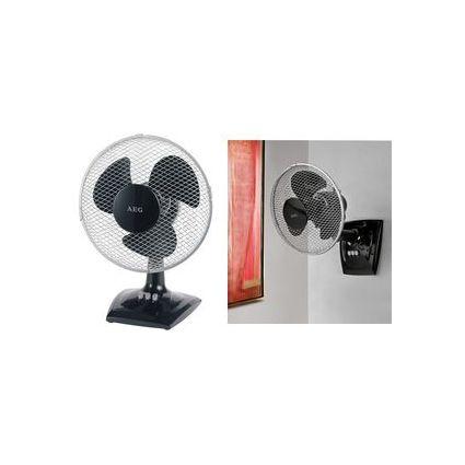 AEG Ventilateur de table VL 5528, diamètre: 230 mm, noir