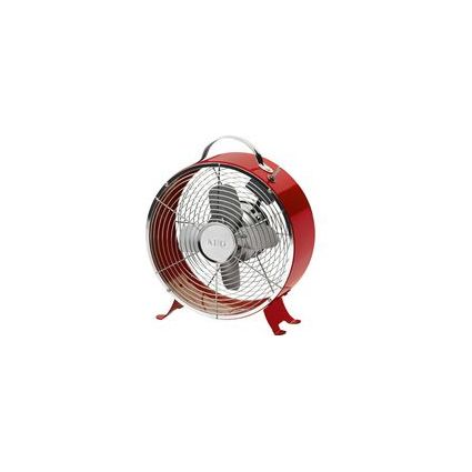 AEG Ventilateur de table VL 5617 M, diamètre: 260 mm, rouge