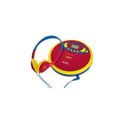 """AEG Baladeur CD CDP 4228 """"Sing Along"""" - pour enfants"""
