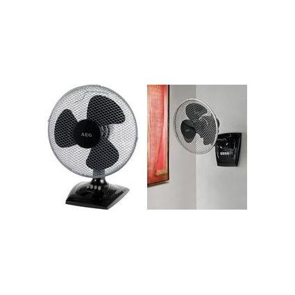 AEG Ventilateur de table VL 5529, diamètre: 300 mm, noir