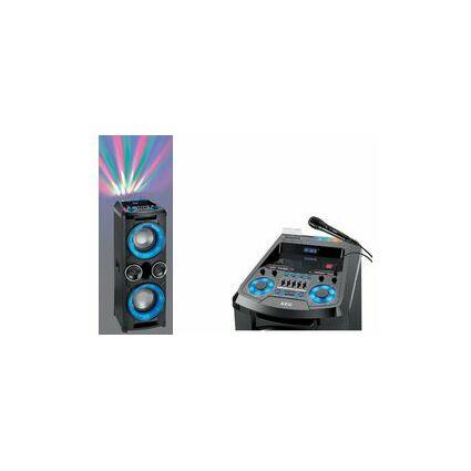 AEG Système audio stéréo XXXL EC 4836, noir
