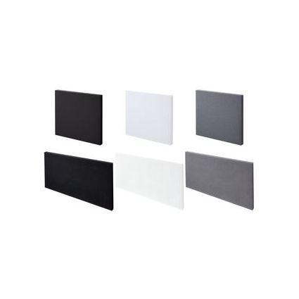 Rexel cloison anti bruit activita l 600 mm blanc - Cloison anti bruit bureau ...