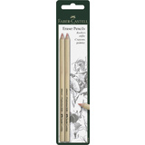 FABER-CASTELL crayon gomme perfection 7056, carte blister