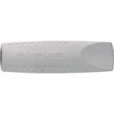 FABER-CASTELL gomme ERASER cap JUMBO, gris