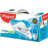 Maped agrafeuse Ergologic Pocket, couleurs assorties