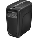 Fellowes destructeur de documents Powershred 60Cs, noir,