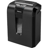Fellowes destructeur de documents Powershred 63Cb, noir,