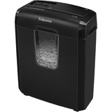 Fellowes destructeur de document Powershred 6C, noir,