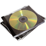 Fellowes pochette vide pour CD/DVD, jewel Case,