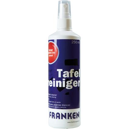 FRANKEN Nettoyant pour tableau, vaporisateur 250 ml