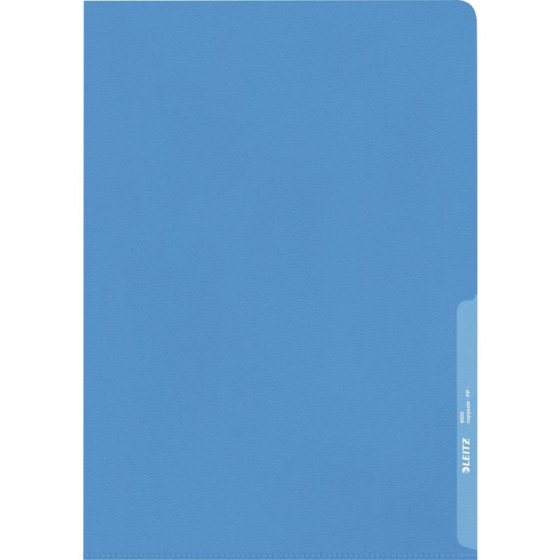 leitz pochette transparente standard a4 pp granuleux 4000 00 35 bei g nstig. Black Bedroom Furniture Sets. Home Design Ideas