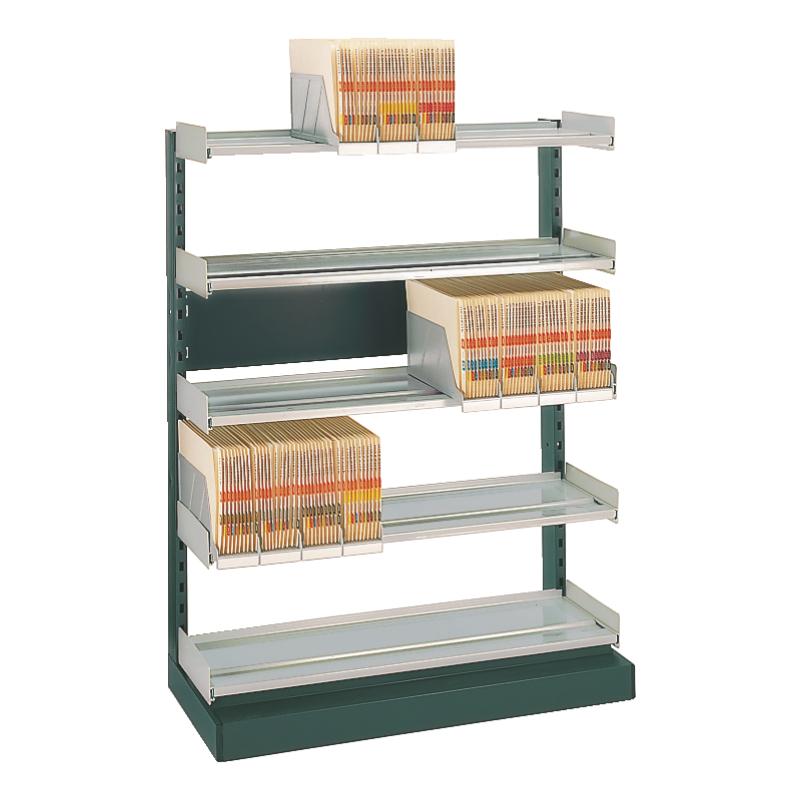 Leitz Orgaclass Bureaux Simple Pour Porte Revues 8609 00 00 Bei Fr