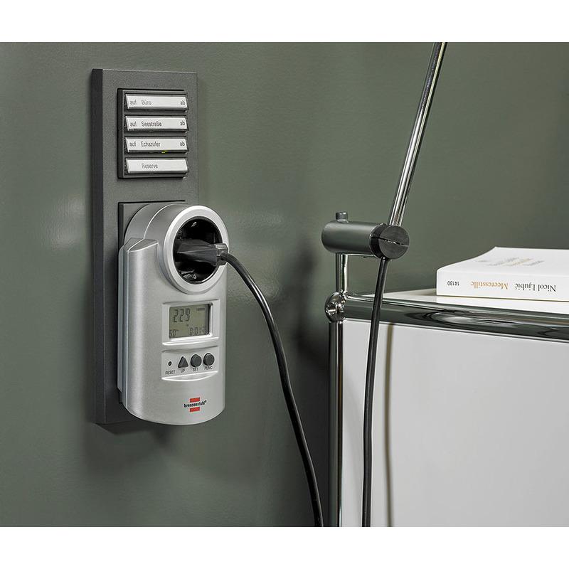 brennenstuhl energiekosten messger t primera line pm 231 e 1506600 bei g nstig. Black Bedroom Furniture Sets. Home Design Ideas