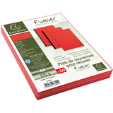 EXACOMPTA couverture de reliure EVERCOVER, A4, rouge