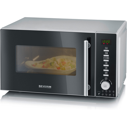 SEVERIN Micro-ondes MW 7865, fonction grill et air chaud